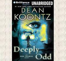 Dean KOONTZ / [Odd Thomas: Bk 6] DEEPLY ODD        [ Audiobook ]