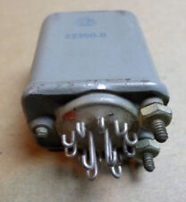 4PDT hermetically sealed relay (New Old Stock) 22300-0 RBM