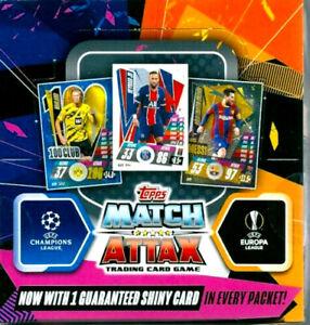 2020/21 Match Attax UEFA Champions - Box, Starter Pack, Mega Tins, Packets