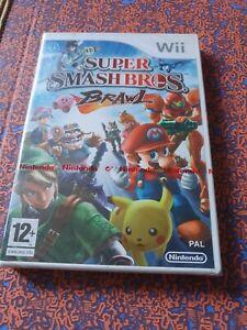 Super Smash Bros. Brawl (Nintendo Wii, 2008)