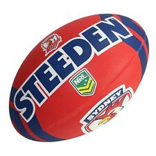 NRL Supporter Football - Sydney Roosters - Game Size Ball - Size 5