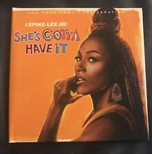 SHE'S GOTTA HAVE IT SEASON 2 DVD 4 EPS NETFLIX 2019 EMMY FYC PRESSBOOK SPIKE LEE