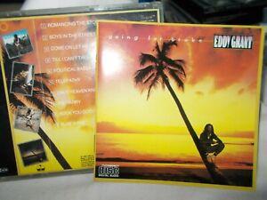 EDDY GRANT - GOING FOR BROKE - UK 10 TRK CD ( made in japan j -VERY CLEAN-REGGAE