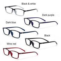 Eyeglasses Gaming UV400 Anti Blue Rays Glasses Reading Glasses Computer Goggles-