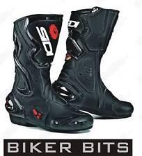 Sidi Cobra Nero Motocicletta / MOTO STIVALI SPORTIVI 7/41