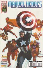 MARVEL HEROES N° 17 Marvel France 3ème Série Panini comics