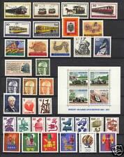 Berlin Jahrgang 1971  Komplett Postfrisch