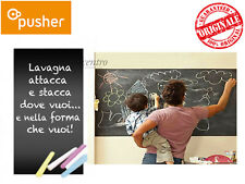 Pusher Sw01 Back to School Lavagna adesiva
