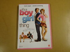 DVD / IT'S A BOY GIRL THING ( KEVIN ZEGERS, SAMAIRE ARMSTRONG )
