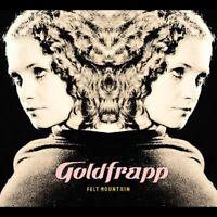 GOLDFRAPP - FELT MOUNTAIN (DIGIPAK)  -  CD  * NEW & SEALED *   *