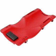 SATKIT 6891 Camilla para Taller Mecánico con Ruedas - Roja