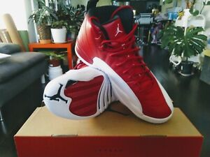 Jordan 12 Retro Gym Red 2016 size 9.5 GREAT CONDITION
