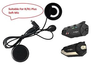 FreedConn 5pin Mic/microphone for R1/R1PLUS Soft Cable Intercom Earpiece