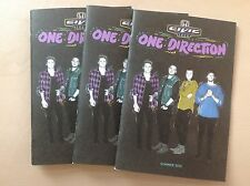 One Direction 2015 On The Road Again Civic Tour Pamphlet Mini Program 3 programs