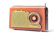 MINERVA modello 'Mirella', Radio Transistor in miniatura, anno 1961