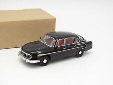 Ixo SB 1/43 - Tatra 603 1961 Noire