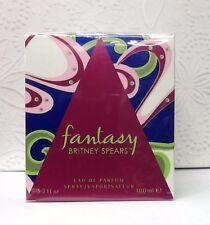 Fantasy By Britney Spears 3.3 Oz EDP Spray New In Box Sealed Perfume For Women