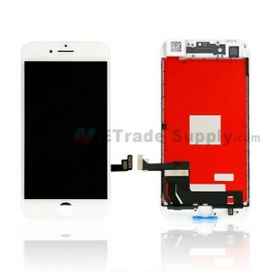 FOR APPLE IPHONE 8 LCD REPLCEMENT BLACK /WHITE GENUINE 3D TOUCH