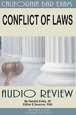 CONFLICT OF LAWS  , Summary Audio Review