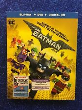 LEGO Batman Movie, The  (Blu-ray/DVD/Digital HD, 2017) NEW w/ Slipcover