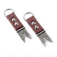 1 Pair Neck Strap Clips For Rolleiflex 2.8F 3.5E 2.8E 3.5F 3.5T 3.5C 2.8FX F4