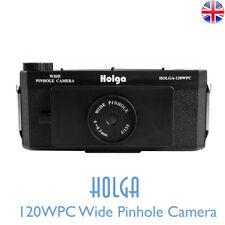HOLGA 120WPC Black Wide Pinhole Camera Lomo Medium Format Film Camera 120 WPC