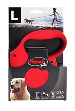 Good Boy Flexi Extendable Dog Lead, L Assorted