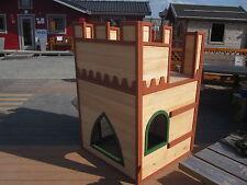 Kinderspielhaus 2.Wahl Spielhaus Kinderhaus Spielburg Garten Holz Gartenhaus