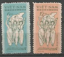 Vietnam Mi-Nr. 152-153 MNH