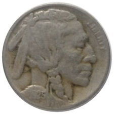 1925-S 5c Buffalo Nickel A1 - Very Tough Date & Mint with 3/4 Horn
