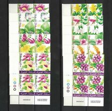 2002 Norfolk Islands SG 797/808 set in block four wholesale price