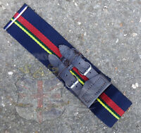 BRITISH ARMY SURPLUS ROYAL MARINES ADJUSTABLE STABLE BELT GRADE 1, UNIFORM DRESS