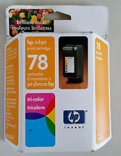 HP 78 Inkjet Cartridges tri-color 19 ml OEM