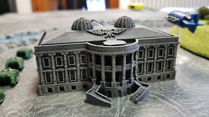 6mm Space Marine Epic Governors Residence Building Warhammer