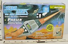 STAR TREK NEXT GENERATION PHASER BOXED PLAYMATES SEALED #6151 1992