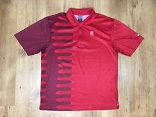 Vintage Nike Roger Federer Tennis Polo Shirt Challenge Court Shirt Nadal Agassi