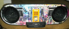 Sony Home Audio Docking Station iPod iPhone RDH-SK8iP Working 75W