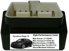 Stage 15 Tuner Chip Power Performance [ Add 170 HP/5 MPG ]  Honda