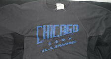 'Chicago' retro sweatshirt size medium americana basketball baseball