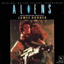 Aliens - Original Soundtrack [1990]   James Horner   Japan CD