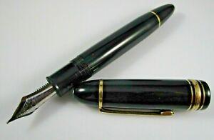 Montblanc Meisterstuck No. 149 Fountain Pen 14K Gold Nib