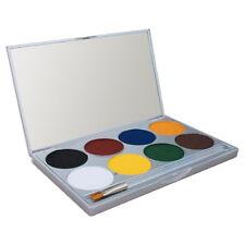 mehron Paradise Makeup AQ - 8 Color Palette - Basic (GLOBAL FREE SHIPPING)