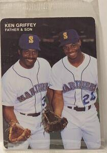 Ken Griffey Jr 1991 Mothers Cookies #3