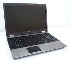 HP NOTEBOOK PC PROBOOK 6555B AMD TURION II P520 RAM 4GB HDD250GB WIN 7 PROF.