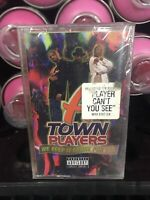 A Town Players We Keep It Crunk For You Cassette Tape SEALED Rap Hip Hop Atlanta