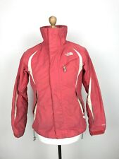 The North Face Womens Waterproof Hyvent Jacket Coat Small S Pink