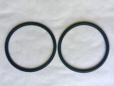 "6"" Tri Clamp Sanitary Viton Gasket Closed Loop Extractor 2 Pack"