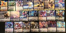 CARDFIGHT VANGUARD - Dimension Police Deck 13 w/ Super Giant of Light, Enigman