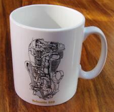 More details for velocette motorcycle engine mug venom thruxton.