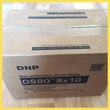 DNP DS80 Photo Media Kit - Brand New